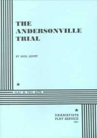 Andersonville Trial  N/A edition cover