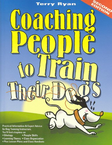 COACHING PEOPLE TO TRAIN THEIR N/A edition cover