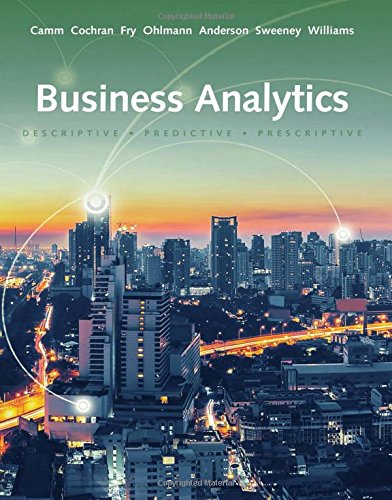 Essentials of Business Analytics:   2018 9781337406420 Front Cover