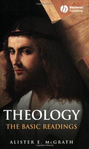 Theology The Basic Readings  2007 9781405170420 Front Cover