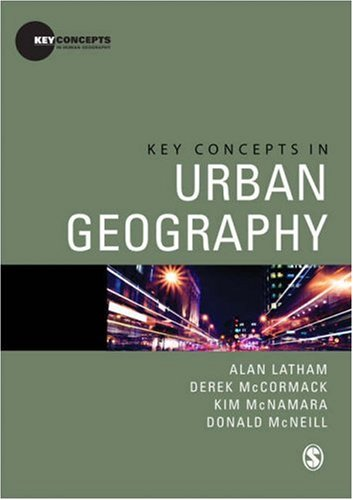 Key Concepts in Urban Geography   2009 9781412930420 Front Cover