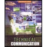 Technical Communication  2nd (Revised) edition cover