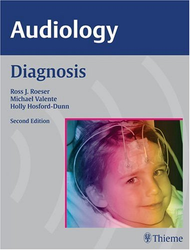 Audiology Diagnosis  2nd 2007 edition cover