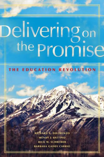 Delivering on the Promise The Education Revolution N/A edition cover