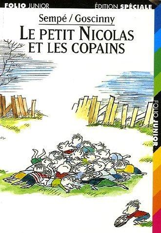 Petit Nicolas et les Copains 1st edition cover
