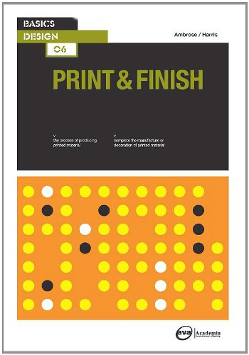 Print and Finish   2006 edition cover