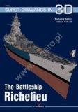 Battleship Richelieu   0 edition cover