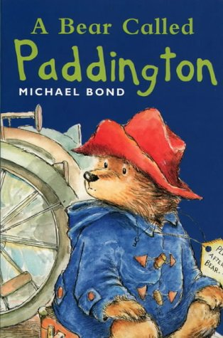 A BEAR CALLED PADDINGTON N/A edition cover