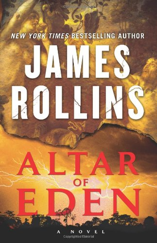 Altar of Eden A Novel  2010 9780061231421 Front Cover