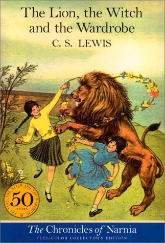 Lion, the Witch and the Wardrobe   1978 edition cover