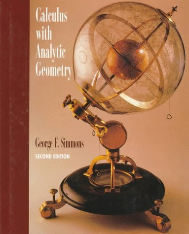Calculus with Analytic Geometry  2nd 1996 edition cover