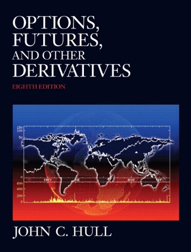 Options, Futures, and Other Derivatives and DerivaGem CD Package  8th 2012 9780132777421 Front Cover