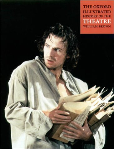 Oxford Illustrated History of Theatre   2001 edition cover