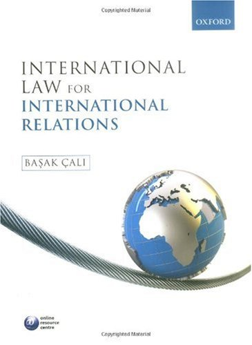 International Law for International Relations   2009 edition cover