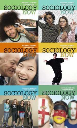 Sociology Now   2009 edition cover
