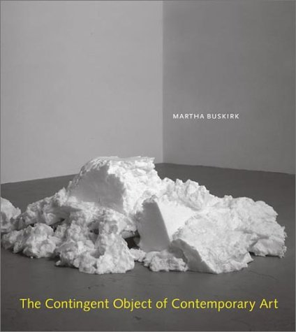 Contingent Object of Contemporary Art   2005 edition cover