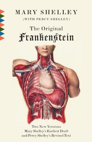 Original Frankenstein   2009 edition cover