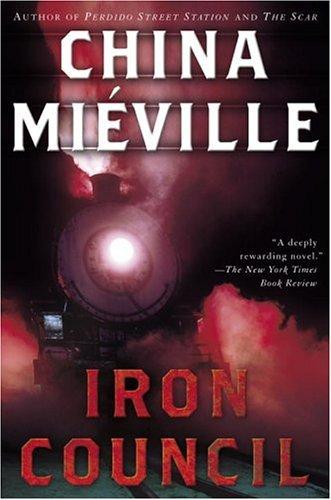 Iron Council   2004 edition cover