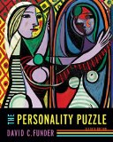 The Personality Puzzle:  7th 2015 9780393600421 Front Cover
