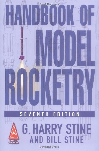 Handbook of Model Rocketry  7th 2004 (Revised) edition cover