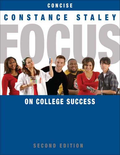 Focus on College Success  2nd 2012 edition cover