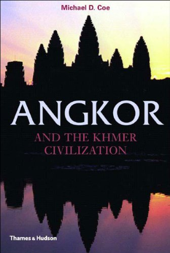 Angkor and the Khmer Civilization   2005 edition cover