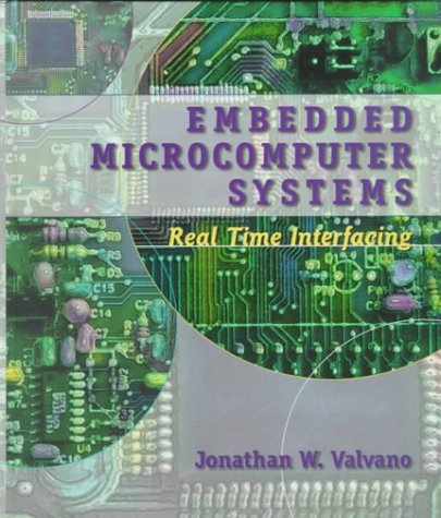 Embedded Microcomputer Systems Real Time Interfacing  2000 edition cover