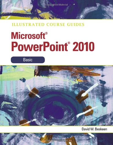 Microsoft� PowerPoint� 2010 Basic   2011 9780538748421 Front Cover