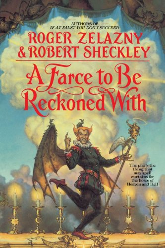 Farce to Be Reckoned With   1995 9780553374421 Front Cover