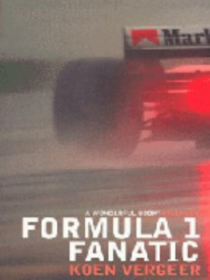 Formula 1 Fanatic N/A edition cover