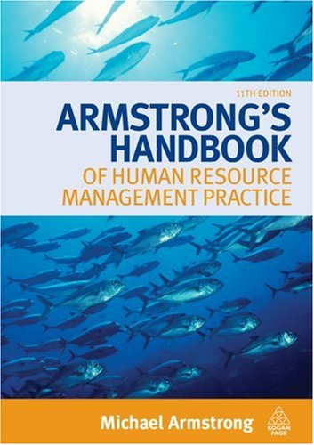 Armstrong's Handbook of Human Resource Management Practice  11th 2009 (Handbook (Instructor's)) 9780749452421 Front Cover