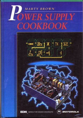 Power Supply Cookbook  1994 9780750694421 Front Cover