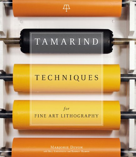 Tamarind Techniques for Fine Art Lithography   2008 edition cover