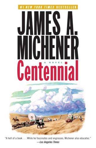 Centennial A Novel N/A edition cover