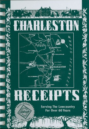 Charleston Receipts 29th edition cover