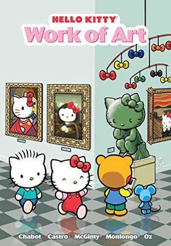 Hello Kitty: Work of Art   2015 9781421575421 Front Cover