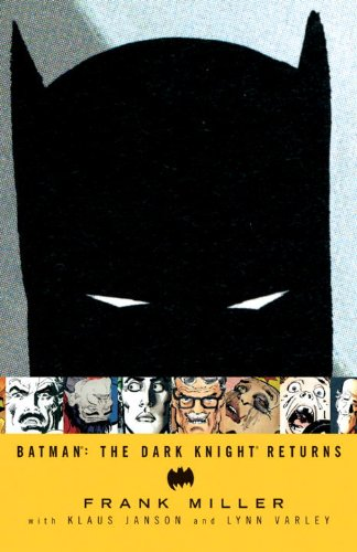 Dark Knight Returns  10th 2002 (Revised) 9781563893421 Front Cover