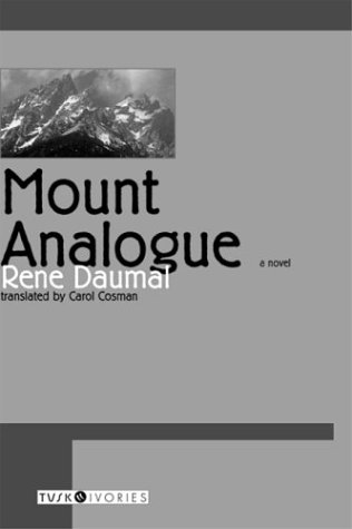 Mont Analogue   2004 edition cover