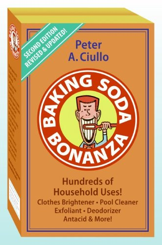 Baking Soda Bonanza, 2nd Edition  2nd 2006 (Revised) 9780060893422 Front Cover