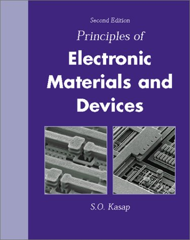 Principal Election Engineer Materials Devices 2nd 2002 edition cover