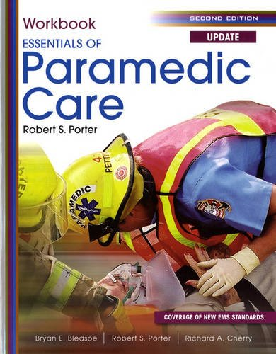 Student Workbook for Essentials of Paramedic Care Update  2nd 2011 edition cover