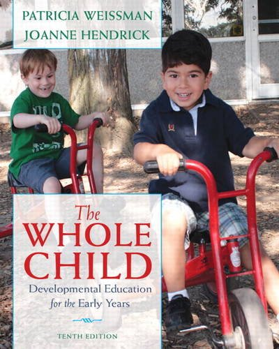 Whole Child Developmental Education for the Early Years 10th 2014 edition cover