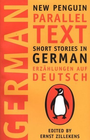 Short Stories in German   2003 edition cover