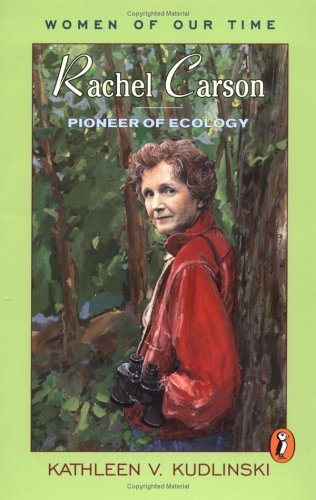 Rachel Carson Pioneer of Ecology N/A edition cover