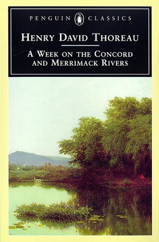 Week on the Concord and Merrimack Rivers   1998 edition cover