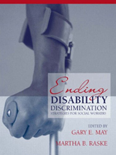 Ending Disability Discrimination Strategies for Social Workers  2005 edition cover