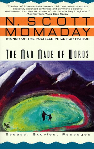 Man Made of Words   1998 (Revised) edition cover