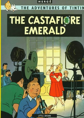 Castafiore Emerald  N/A edition cover