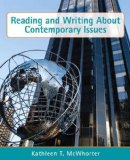 Reading and Writing about Contemporary Issues   2015 edition cover