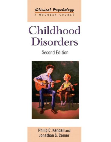 Childhood Disorders  2nd 2010 (Revised) edition cover